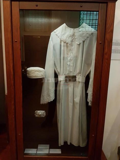 בגדי יום כיפור מתקופת יהדות פראג