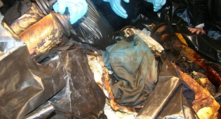 זעזוע בהיכל: ספרי התורה נשרפו כליל