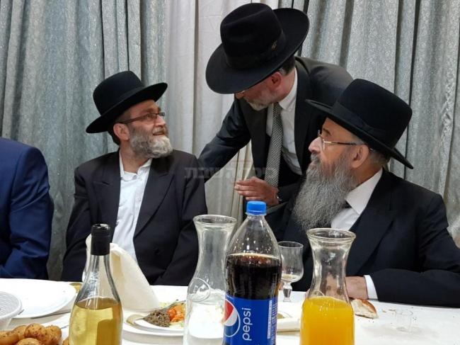 הרב לייזרזון, חיים כהן וגפני