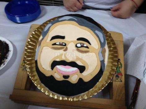 עוגת משה. העוגה של אבוטבול