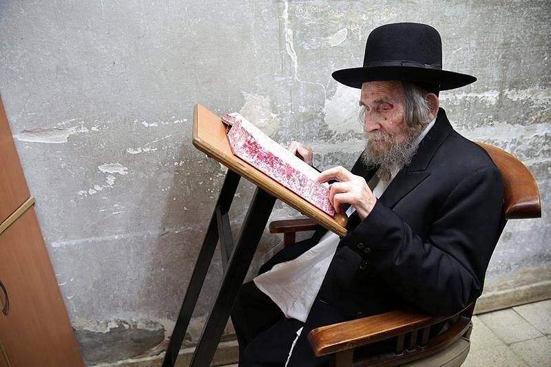 ''מרן הגיב בצער גדול'' (צילום: Yaakov Cohen/Flash90)
