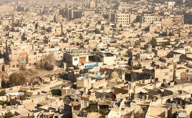 חאלב. הכורדים נתנו מכת מחץ למורדים בעיר (צילום: שאטרסטוק)