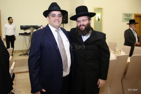 עורך 'הדרך' אברהם דוב גרינבוים