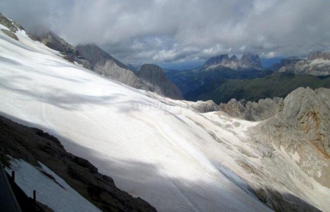 הר מרמולדה, רכס סלה