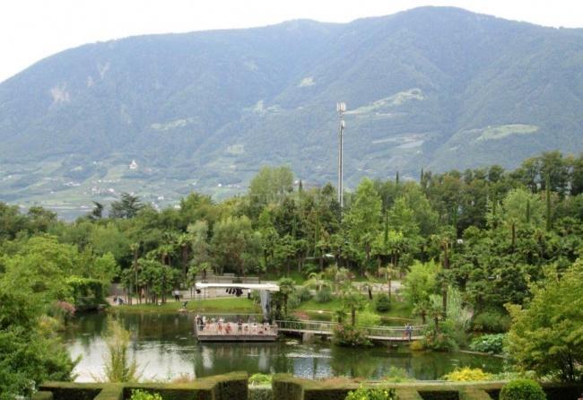 מראנו, גן טראומנטסדורף
