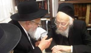 אחרי המינוי: הרב גינזבורג הגיע לישראל
