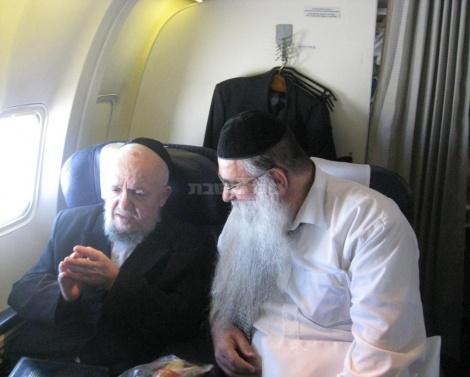הרב רפאל כהן והגאון הרב מזוז