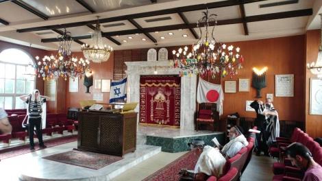 בית כנסת של קהילת קנסאיי בעיר קובה
