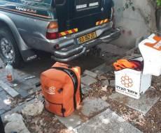 שוב: אופני אמבולנס של איחוד הצלה נגנבו בנתניה