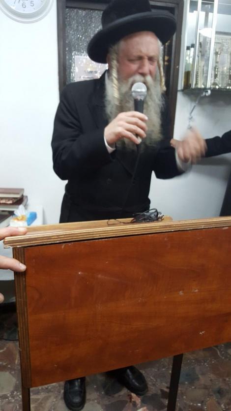 הרב יעקב גרוסמן.