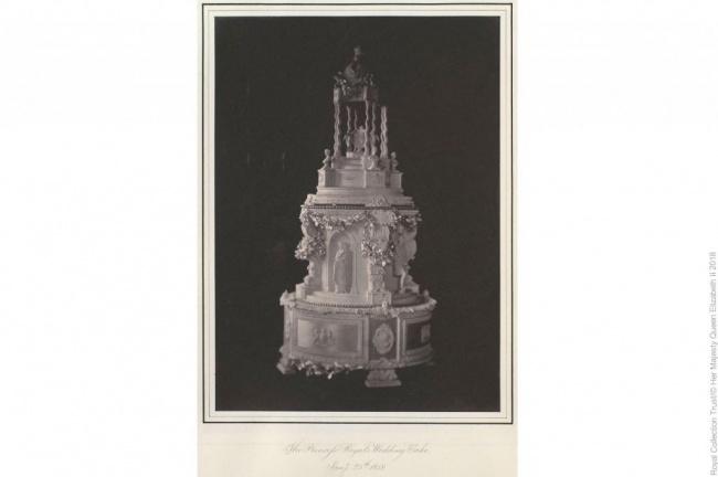העוגה של המלכה ויקטוריה והנסיך אלברט - 1840