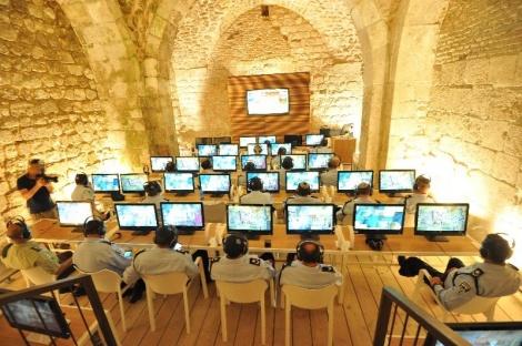 המסע לירושלים. צילום: הקרן למורשת הכותל המערבי