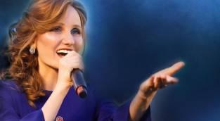 הזמרת לאה דרור.