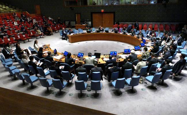 מועצת האו''ם. ארכיון (צילום: שאטרסטוק)