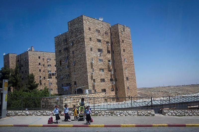 שכונת נווה יעקב (צילום: מרים אלסטר, פלאש 90)