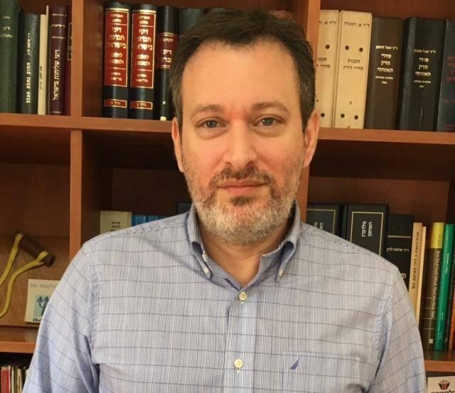 עו''ד ליאור ברקנפלד. צילום: פסק דין