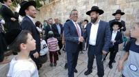אלפים ביקרו  באטרקצית 'בשבילי ירושלים'