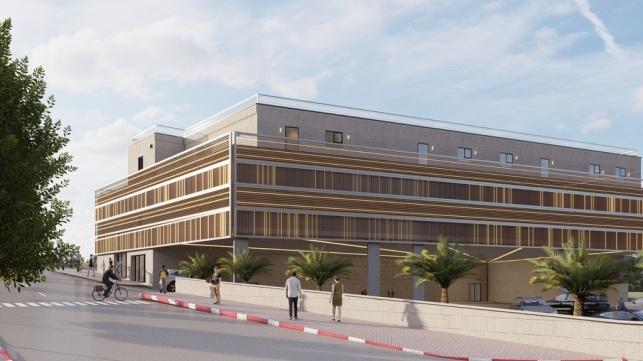 הצעה נדירה להשקעה: המרכז המסחרי בהר שמואל