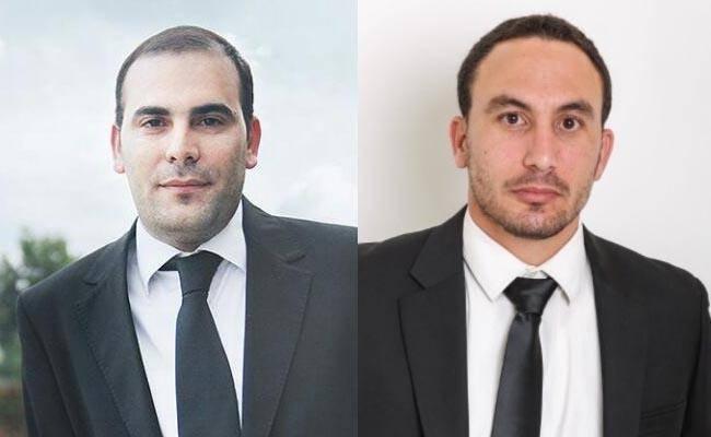 עורכי הדין נדב גרינוולד ויריב ואקנין