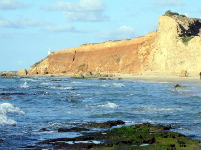חופי הים שמצפון לנתניה