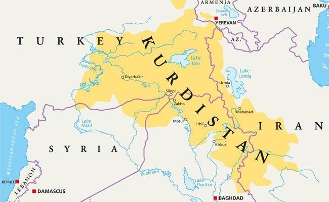 חבל כורדיסטן (צילום: שאטרסטוק)