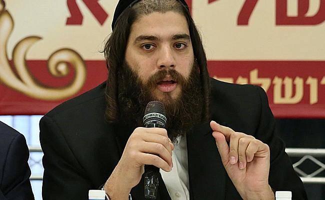 ראש עיריית אלעד ישראל פרוש (צילום: יעקב כהן)