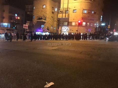 """(צילום: הערשי פרלמוטר - """"חדשות 24"""")"""