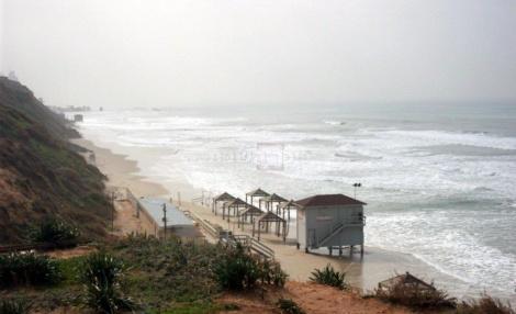 נתניה, חוף גלי צאנז
