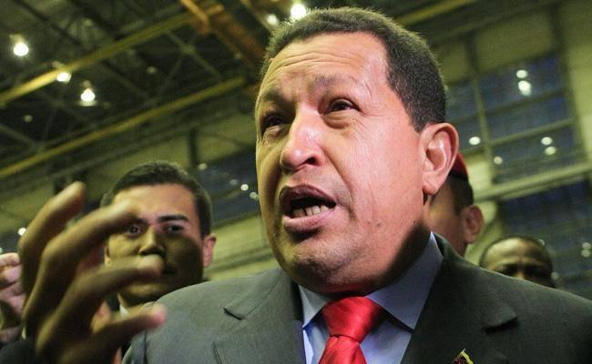 הוגו צ'אבס. נחשב לנשיא חזק יחסית לנשיא הנוכחי (צילום: shutterstock)