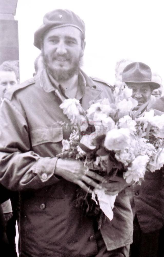 בעת תחילת כהונתו כשליט קובה (צילום: emkaplin / Shutterstock)