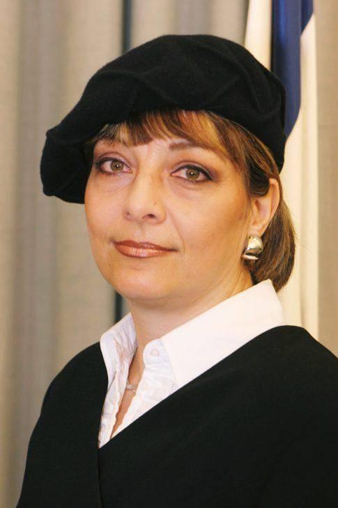 השופטת יעל וילנר (אתר בית המשפט)