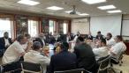"""מבצע מירון: ישיבת היערכות במד""""א לקראת ל""""ג בעומר"""