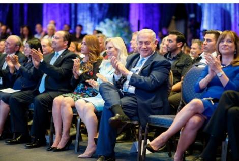 האירוע לציון שנת לשגרירות (צילום: ים לביא)