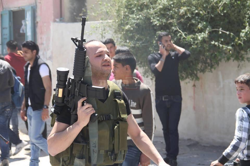 השוטר שנהרג (צילומסך: מתוך وكالة شهاب בטוויטר)