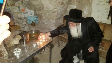 """בית מרן רבי יוסף קארו זיע""""א מקום בו נכתב ה""""שלחן ערוך"""" והתגלה אליו המגיד"""