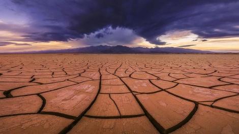 התמונה שזכתה במקום השלישי: עמק המוות, קליפורניה (צילום: Peter Coskun)