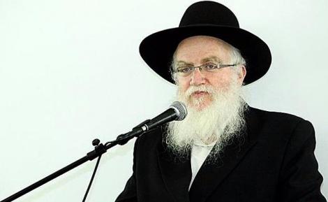הרב הבלין (צילום: שמוליק סופר, באדיבות COL)