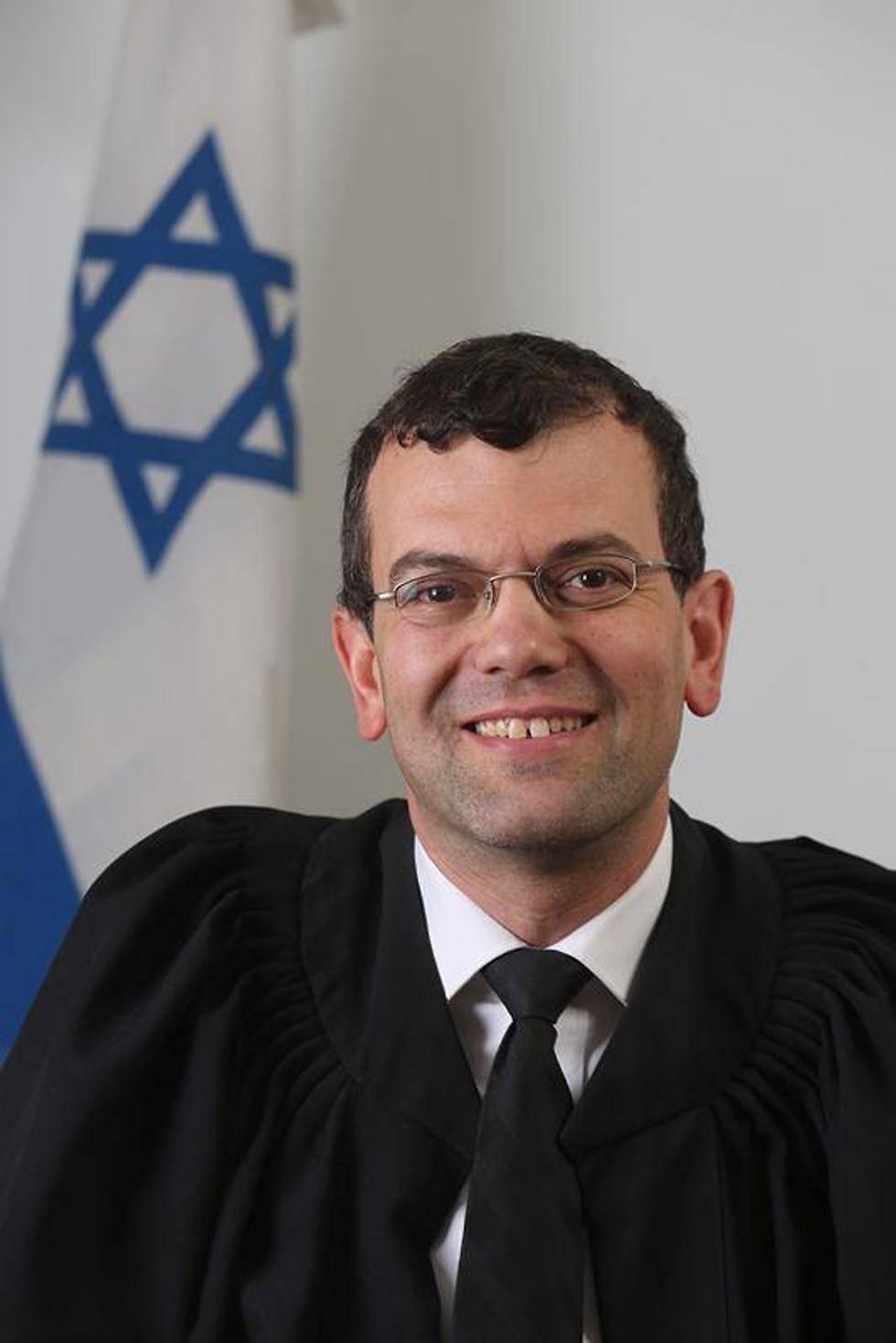 השופט שמואל הרבסט (אתר בית המשפט)