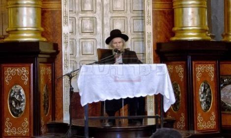 """מרן זצוק""""ל בשיחת חיזוק - מרן ראש הישיבה הרב אהרון יהודה לייב שטיינמן זצוק""""ל"""