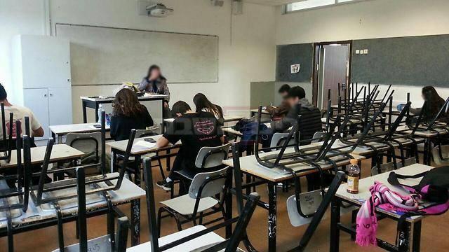 תיכון אליאנס (צילום: רעות צימרמן - ynet)