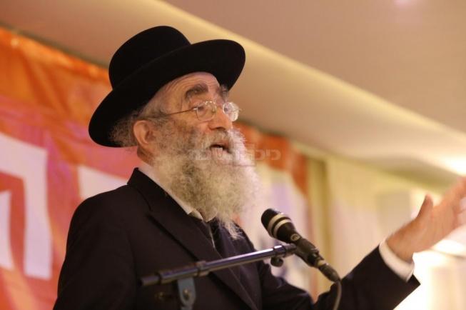 הגאון רבי שמואל מרקוביץ'