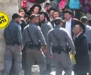 """צפו: המעצר שנכשל בגלל נער מוגבל: """"לא מתעסקים איתם"""""""