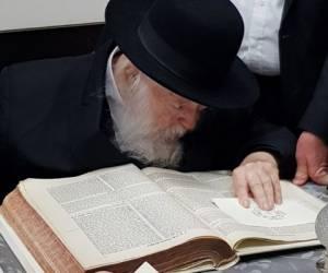 צפו: שר התורה סיים 'זבחים', ומיד התחיל 'מנחות'