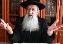 פתיחת המרכולים בשבת הרב מוצפי בגץ עוקר את התורה, עוכר ישראל
