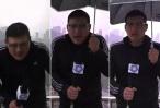 איבדתי תחושה בידיים מול המצלמות החזאי הסיני נפגע מברק בשידור חי