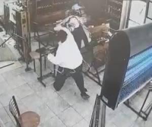 """""""תקיפה חריגה"""": הוארך מעצר תוקף החסיד בקבר שמעון הצדיק"""