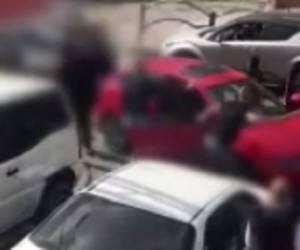 """כתב אישום חמור: הנהג הותקף קשות - כי """"הסתכל חזק"""" • צפו"""