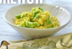 מה אוכלים היום? מתכון לריזוטו עם אפונה ואספרגוס קריספי