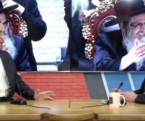 אולפן 'כיכר': עיתונאי חסיד סאטמר בראיון על ביקור הרבי