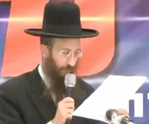 """צפו בתיעוד מיוחד: """"אנו מזהירים בזאת"""": כך נראה האיום של הרבנים הספרדים"""